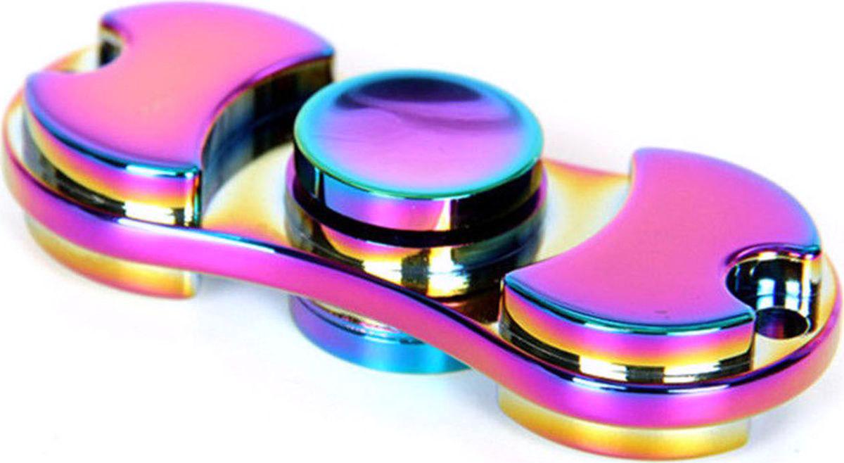 TipTop Сигл-спиннер цвет радужный tiptop спиннер штурвал цвет розовый