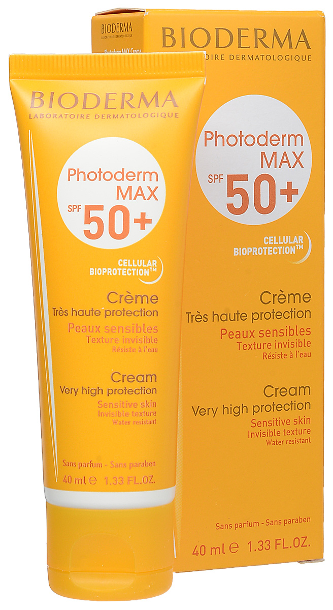 Bioderma МАХ крем для лица Photoderm SPF 50 отзывы bioderma sebium h2o