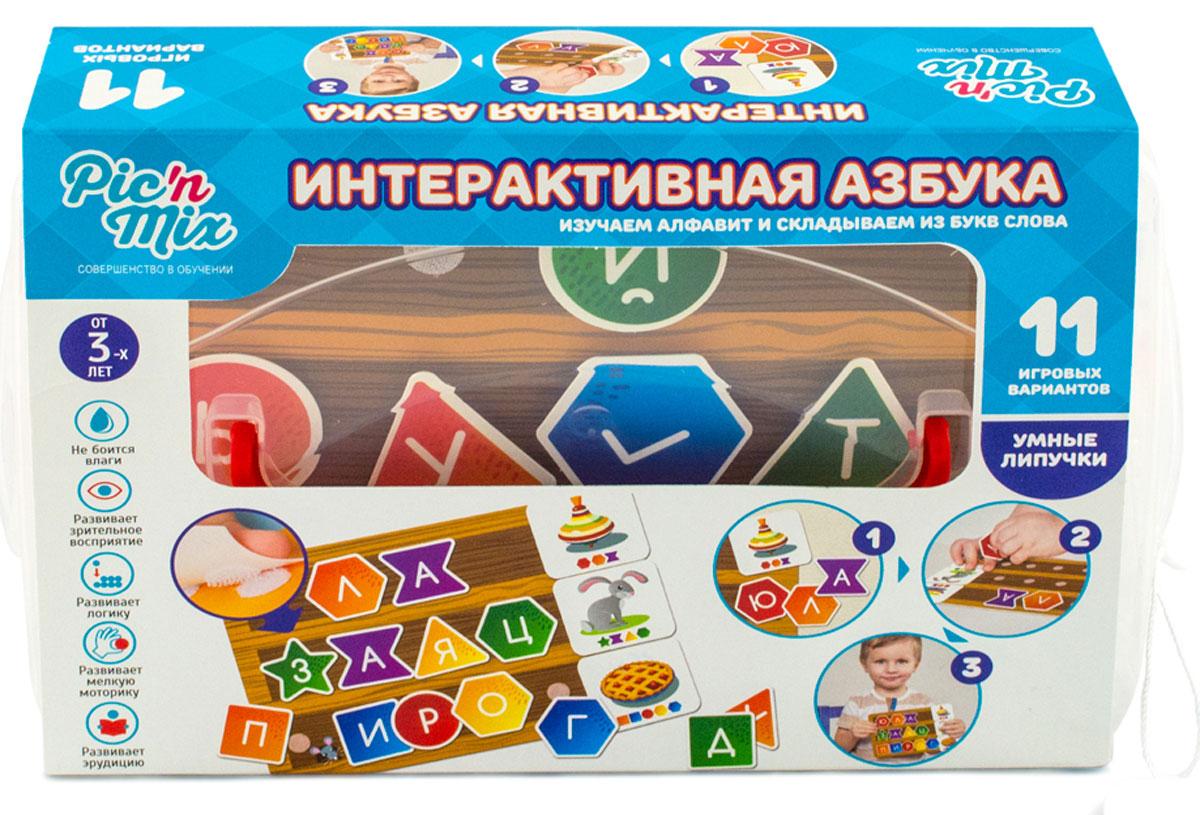 Pic&Mix Обучающая игра Интерактивная азбука