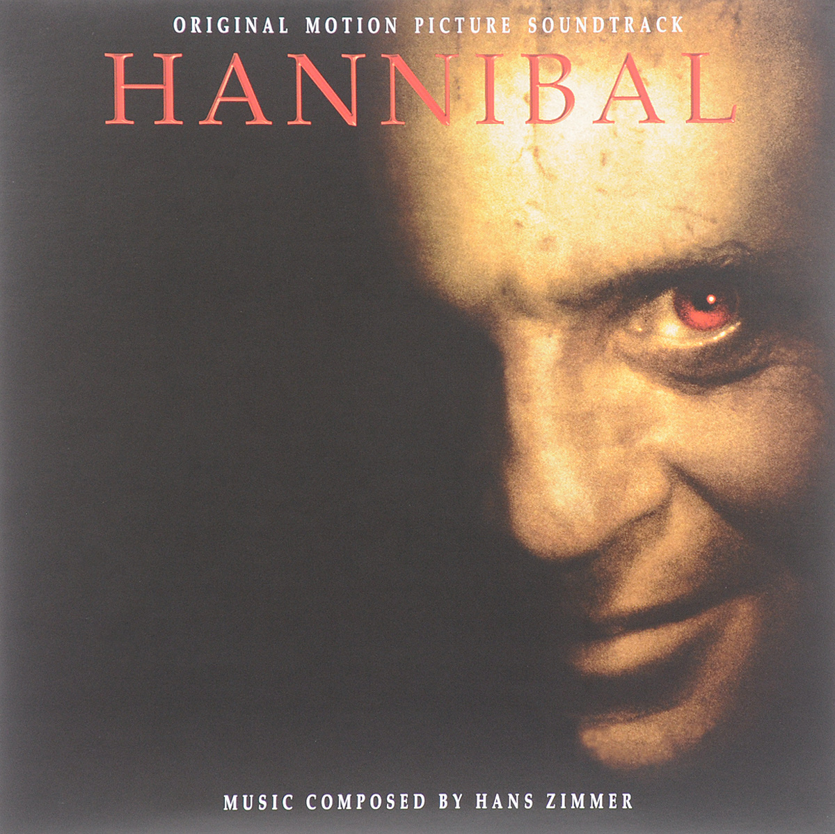 Энтони Хопкинс,Ганс Циммер Hannibal. Original Motion Picture Soundtrack (LP) django unchained original motion picture soundtrack 2 lp