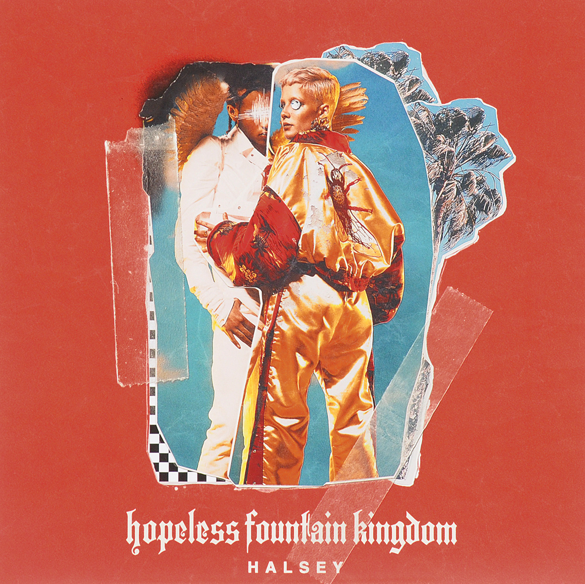 Halsey Halsey. Hopeless Fountain Kingdom (LP) halsey calgary