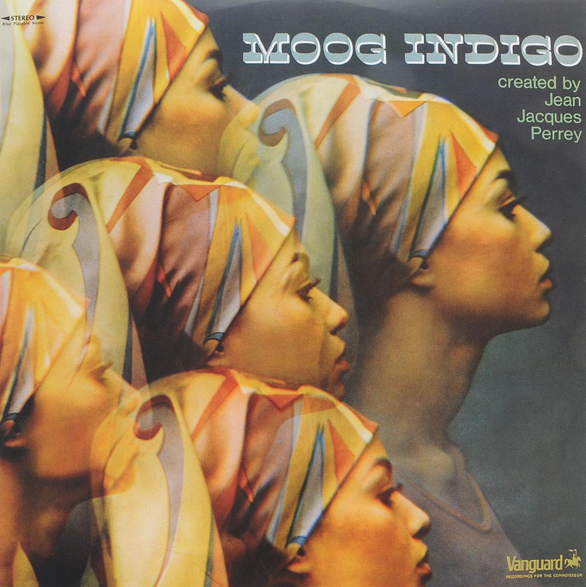 Жан Жак Перри Jean Jacques Perrey. Moog Indigo (LP) жан жак руссо об общественном договоре