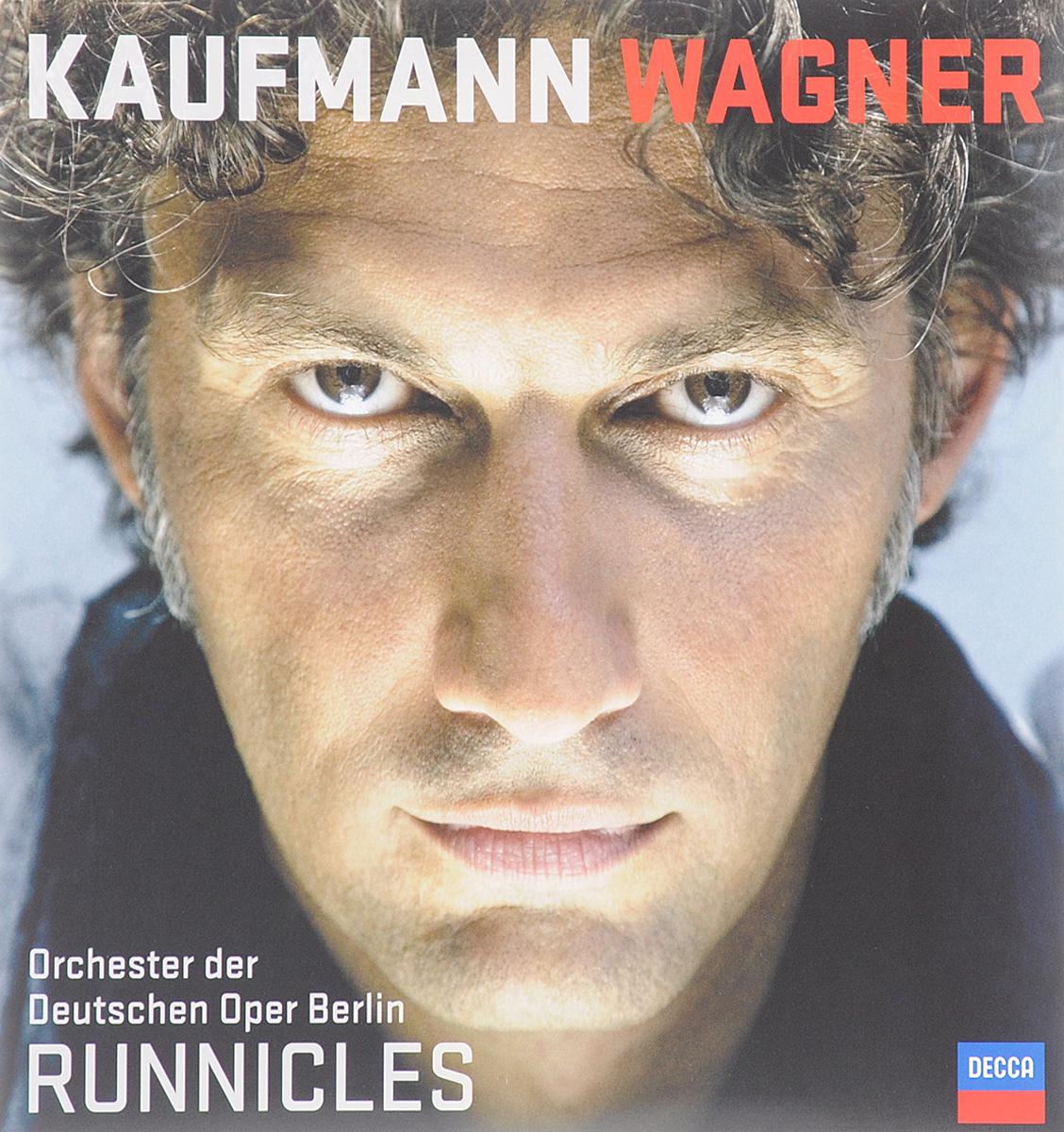 Йонас Кауфманн,Маркус Брюк,Chor Der Staatsoper Berlin,Orchester Der Deutschen Oper Berlin,Дональд Ранниклс Jonas Kaufmann. Wagner. Runnicles (LP) ботинки der spur der spur de034amwiz42
