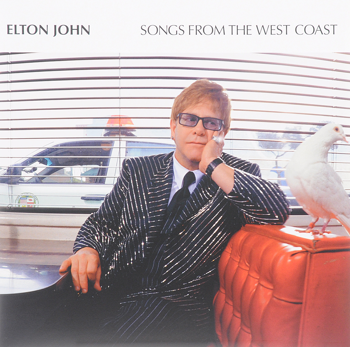 Элтон Джон Elton John. Songs From The West Coast (2 LP) зонт west coast 2 7