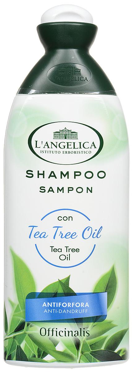 Langelica (0935) Шампунь против перхоти Чайное дерево, 250 мл535-3-09804LANGELICA OFFICINALIS.Шампунь против перхоти с маслом чайного дерева.Лечебный шампунь против перхоти содержит масло Melaleuca Altemifolia,известное как масло австралийского чайного дерева-чудо растения.Масло является природным антибактериальным веществом,которое защищает кожу, предотвращая образование перхоти.Регулярное использование шампуня уменьшает появление перхоти.Шампунь рекомендуется для частого использования.Делает волосы здоровыми и полными жизни.Уважаемые клиенты! Обращаем ваше внимание на то, что упаковка может иметь несколько видов дизайна. Поставка осуществляется в зависимости от наличия на складе.
