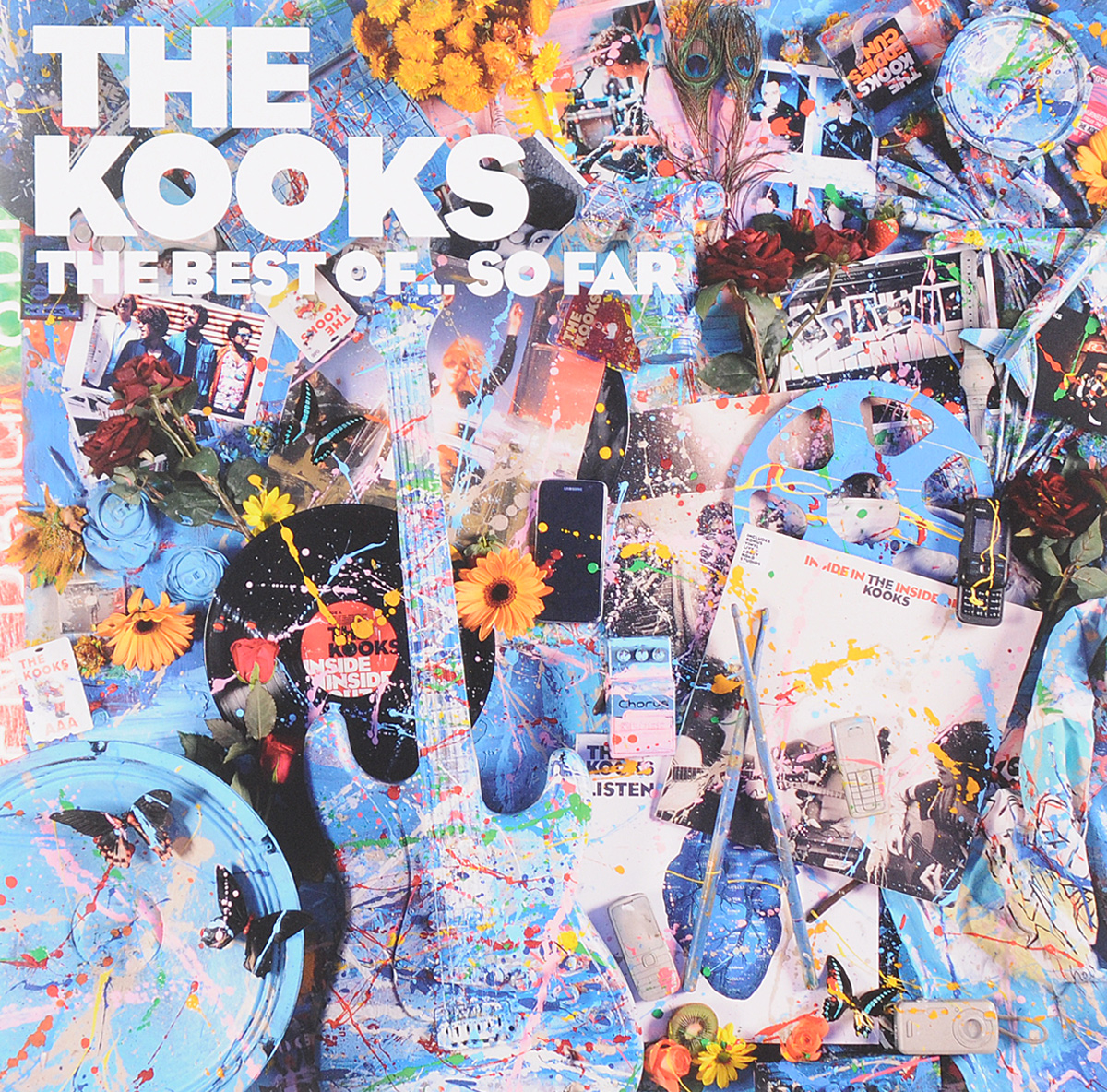 The Kooks The Kooks. The Best Of... So Far (2 LP) mission survival 4 tracks of the tiger