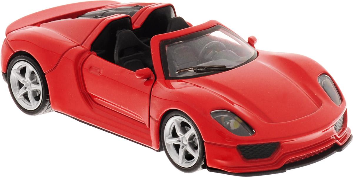 ТехноПарк Машинка инерционная Lamborghini Gallardo LP 560-4 цвет красный технопарк машинка инерционная lamborghini gallardo lp 560 4 цвет красный