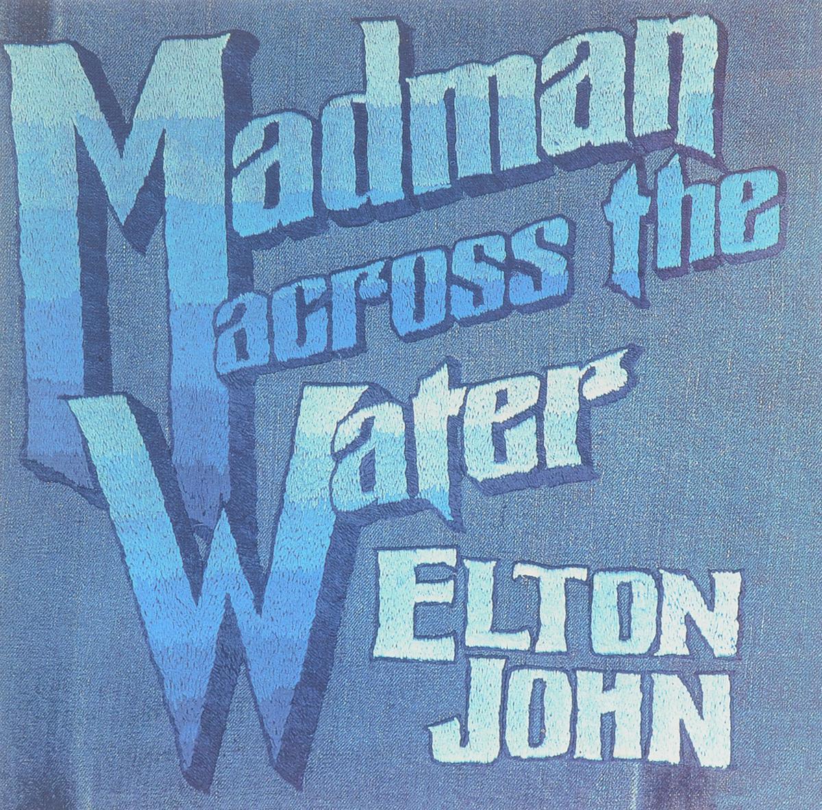Элтон Джон Elton John. Madman Across The Water (LP)