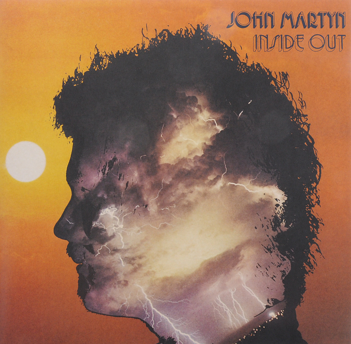 Джон Мартин John Martyn. Inside Out (LP) джон мартин john martyn one world