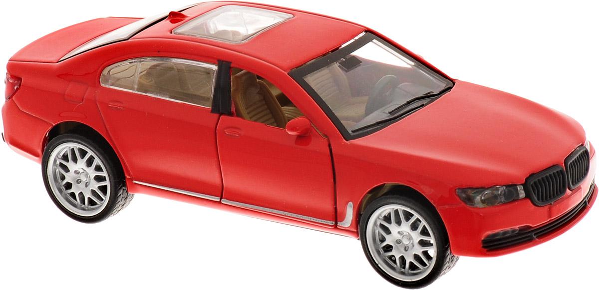 ТехноПарк Машинка инерционная цвет красный технопарк машинка инерционная lamborghini gallardo цвет фиолетовый