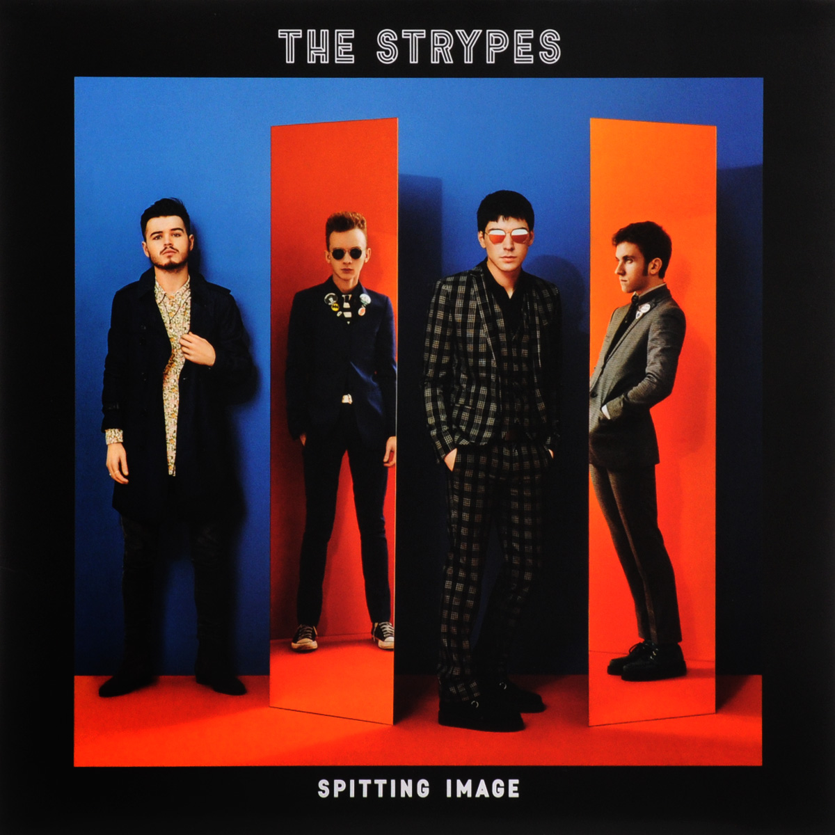 The Strypes The Strypes. Spitting Image (LP)