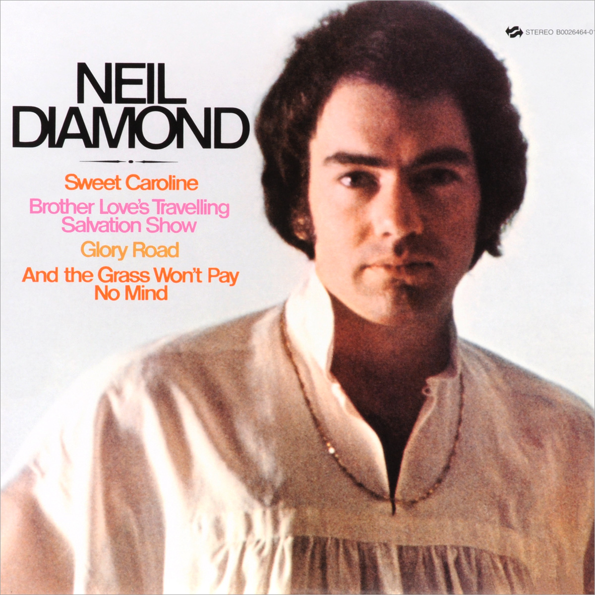Фото - Нил Даймонд Neil Diamond. Brother Love's Travelling Salvation Show / Sweet Caroline (LP) нил даймонд neil diamond melody road