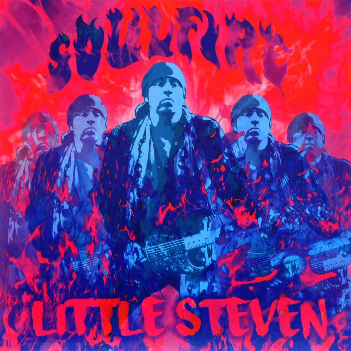 Little Steven Little Steven. Soulfire (2 LP) little dragon little dragon ritual union lp