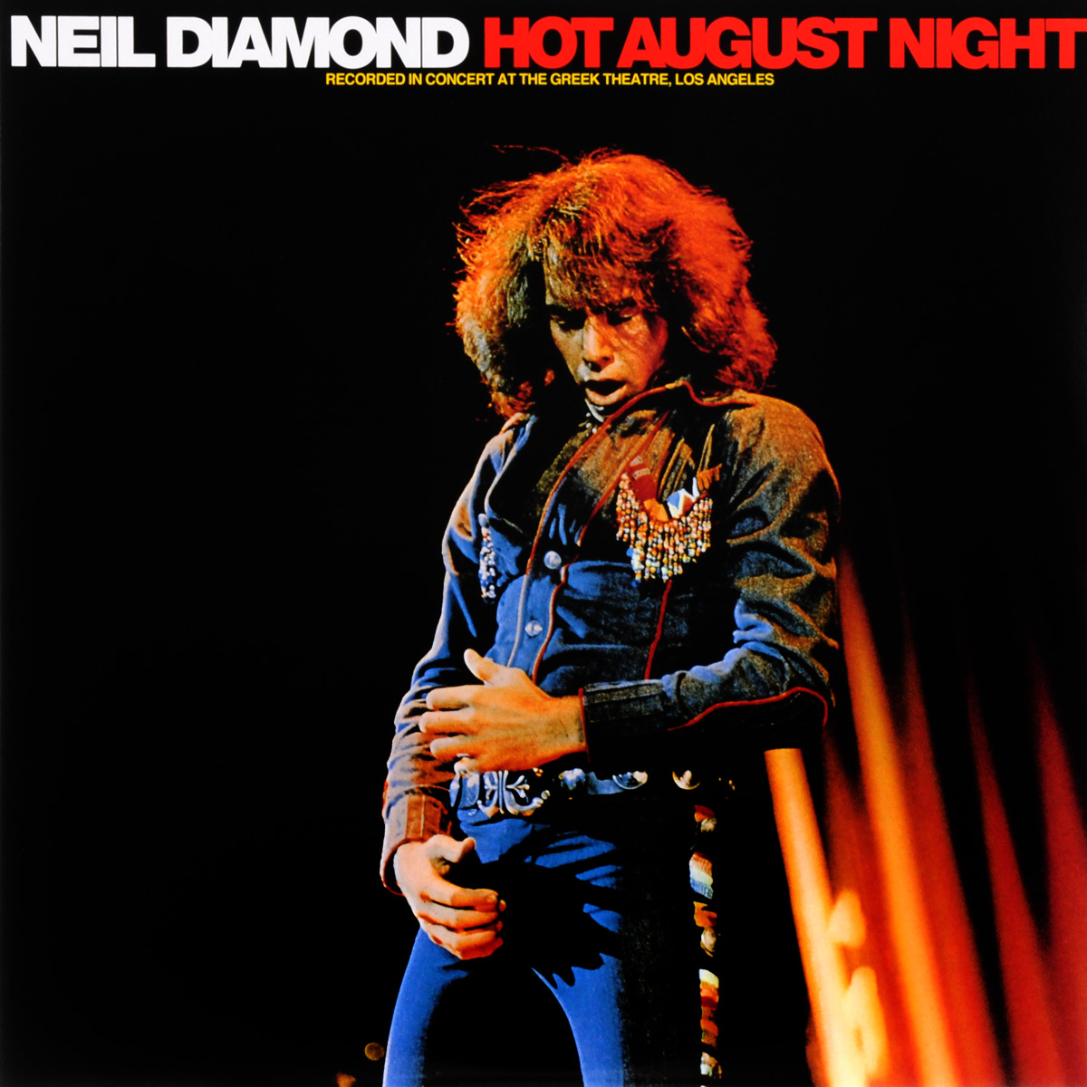Фото - Нил Даймонд Neil Diamond. Hot August Night (2 LP) нил даймонд neil diamond melody road