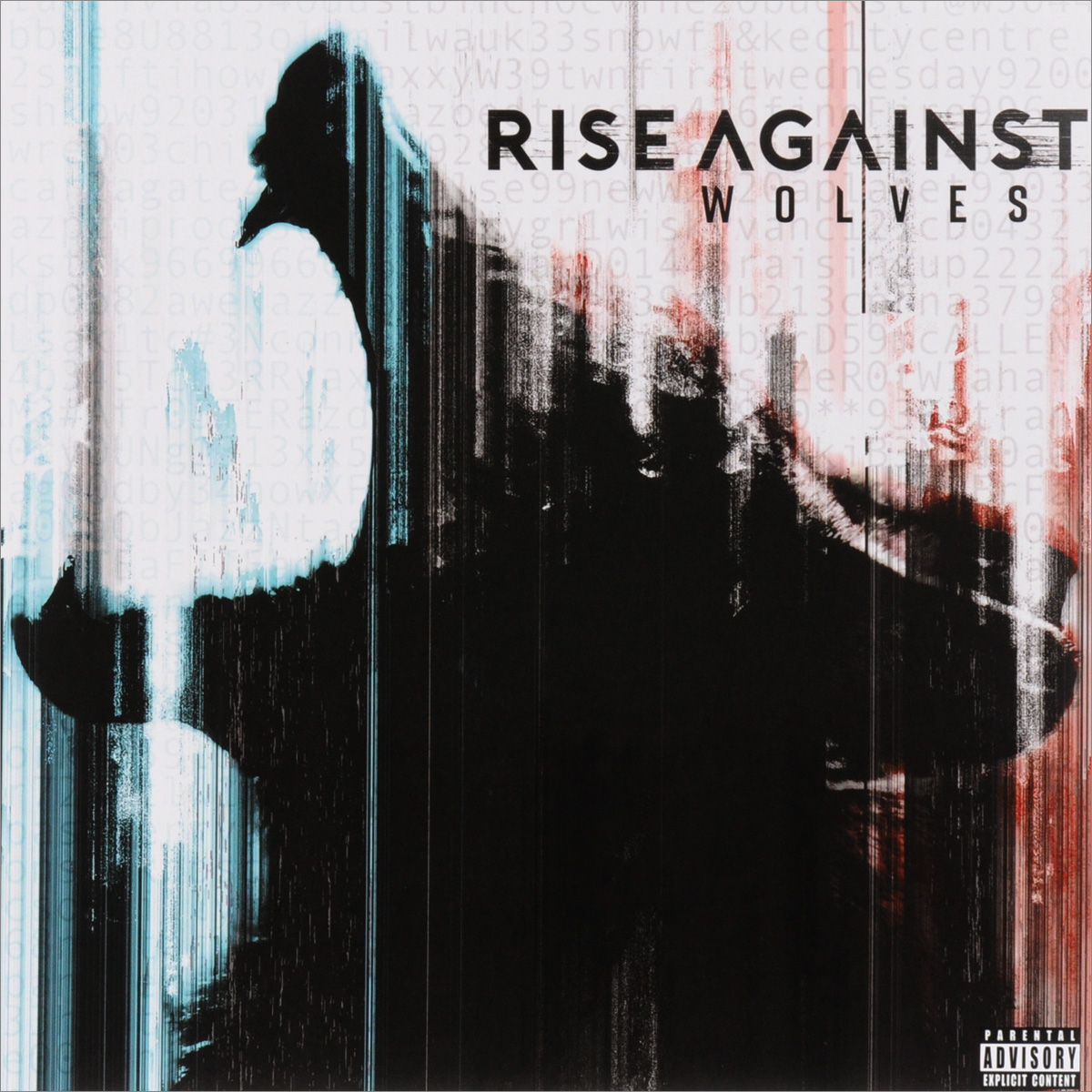 Rise Against Rise Against. Wolves (LP) wolves