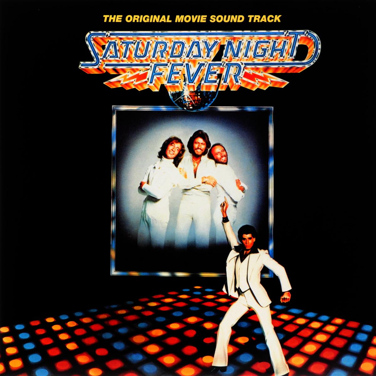 Saturday Night Fever. The Original Movie Sound Track (2 LP) 1 6 scale movie fast