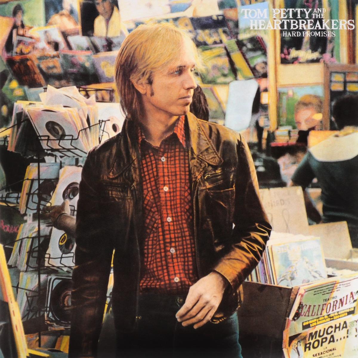 Том Петти,The Heartbreakers Tom Petty And The Heartbreakers. Hard Promises (LP)