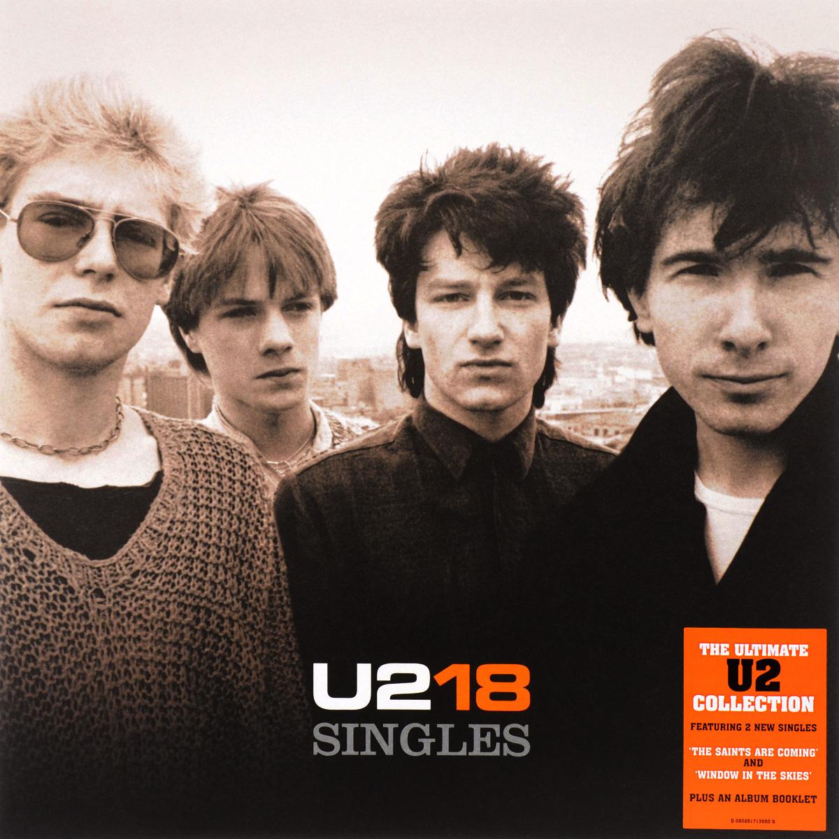 Фото - U2 U2. U218 Singles (2 LP) u2 u2 18 singles
