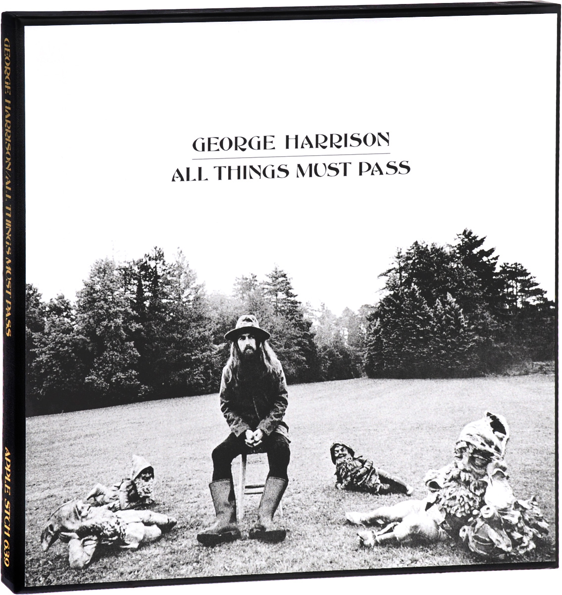 Джордж Харрисон George Harrison. All Things Must Pass (3 LP) джордж харрисон george harrison early takes volume 1 lp