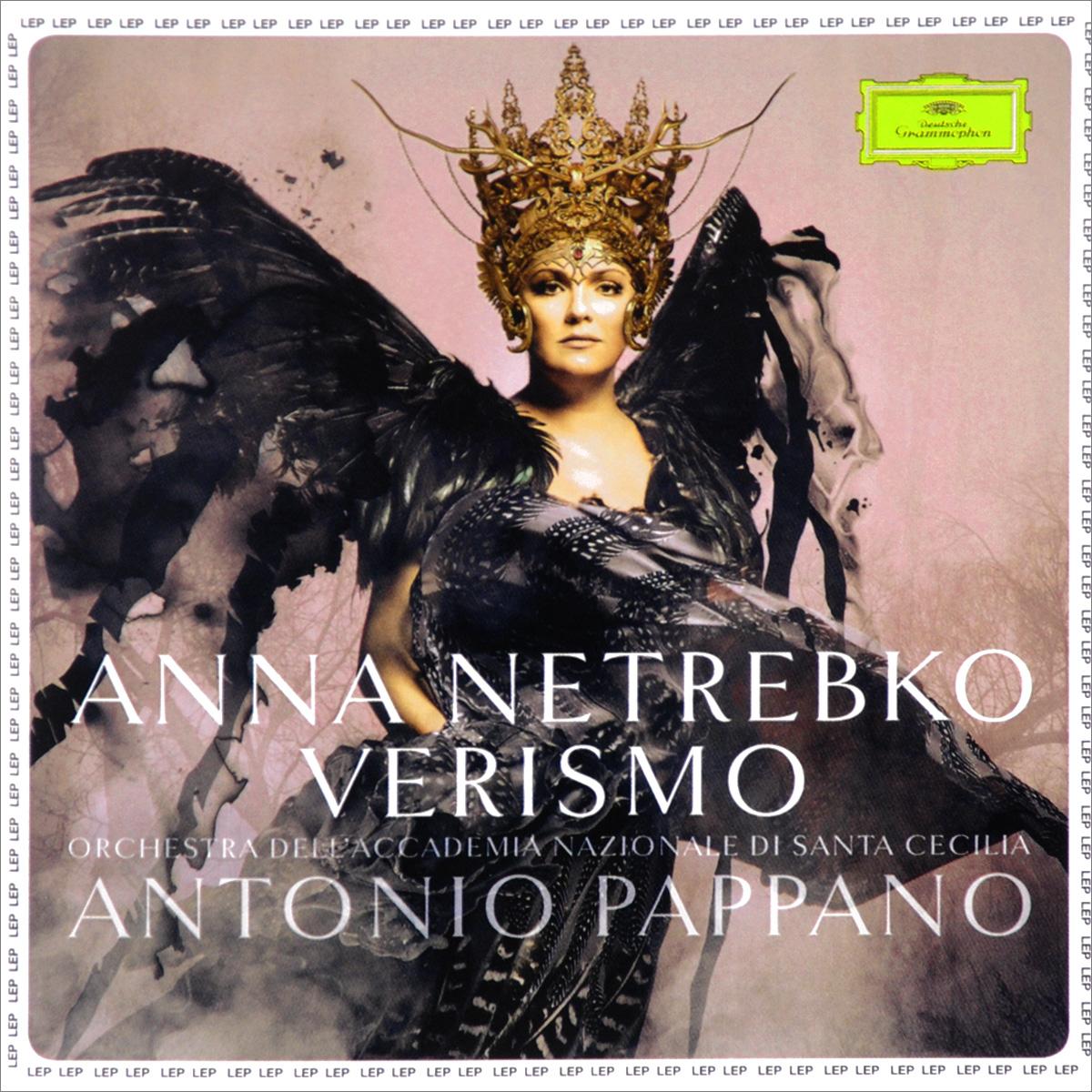 Anna Netrebko, Antonio Pappano. Verismo