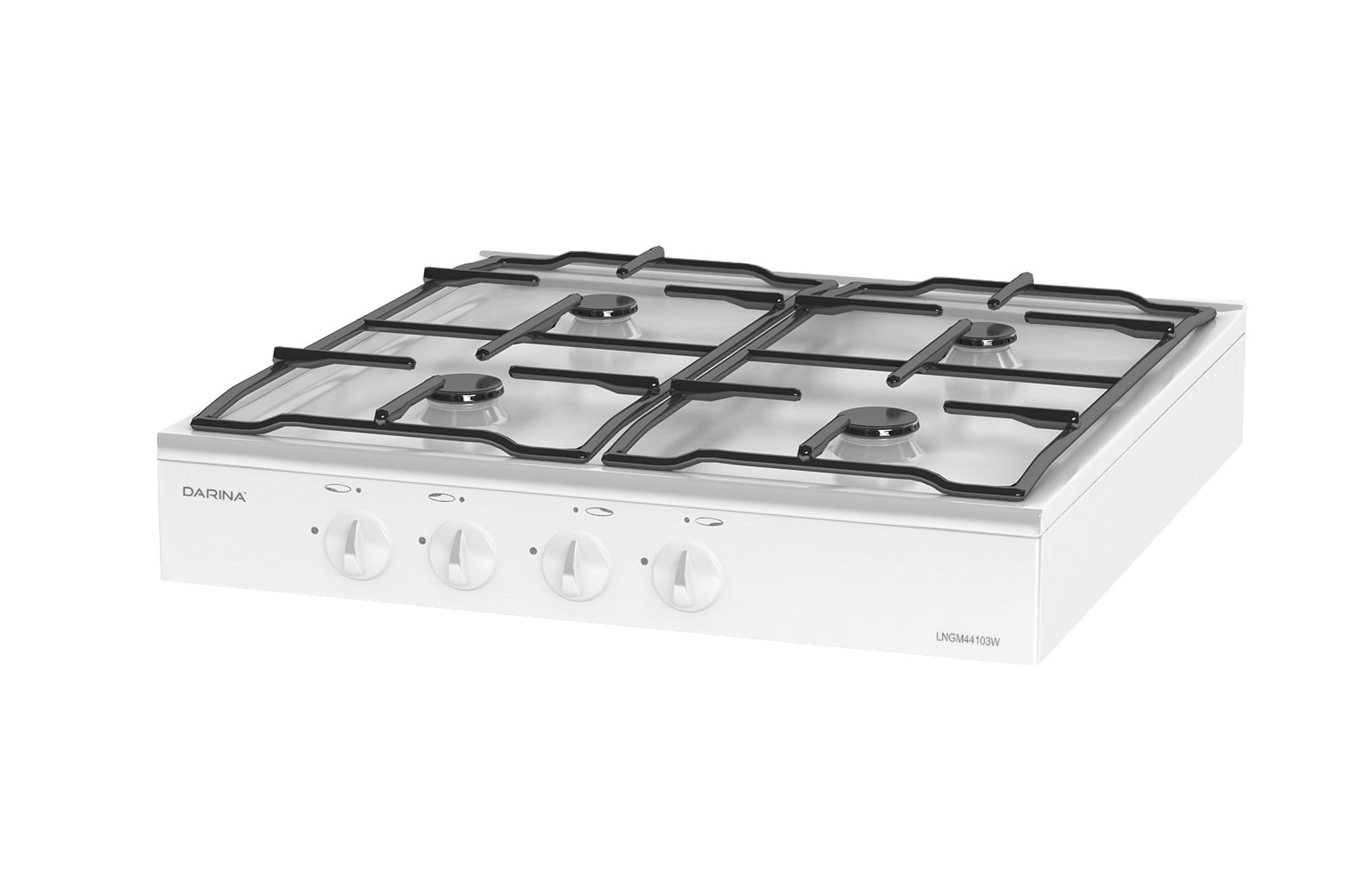 Darina L NGM 441 03 W, White плита газовая настольная - Плиты