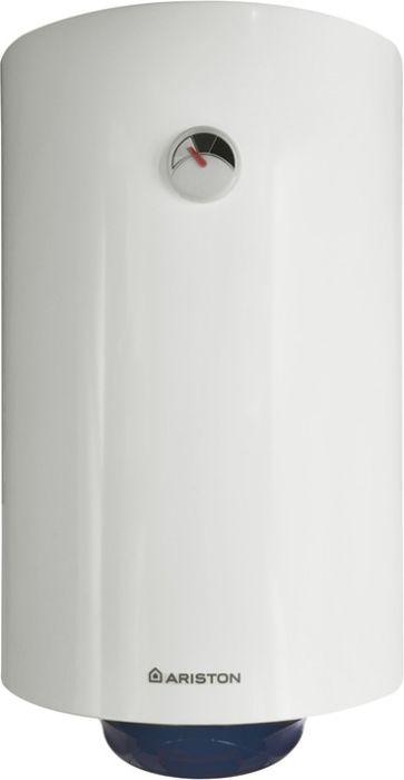 Водонагреватель Ariston ABS BLU R 80 V - правильный выбор для тех, кто предпочитает классику. Ручка регулировки обеспечивает легкость управления, механический термостат - надежность, а сверхплотная теплоизоляция - экономичность. Безопасность использования гарантирована защитой от перегрева и устройством защитного отключения, которым комплектуется прибор.    Качество и безопасность:   Эмалевое покрытие ag+ защищает внутренний бак от коррозии.   Защита от перегрева.   Увеличенный магниевый анод для дополнительной защиты.   Система защиты человека от поражения электрическим током.   Надежность водонагревателя подтверждена тестами.    Как выбрать водонагреватель. Статья OZON Гид