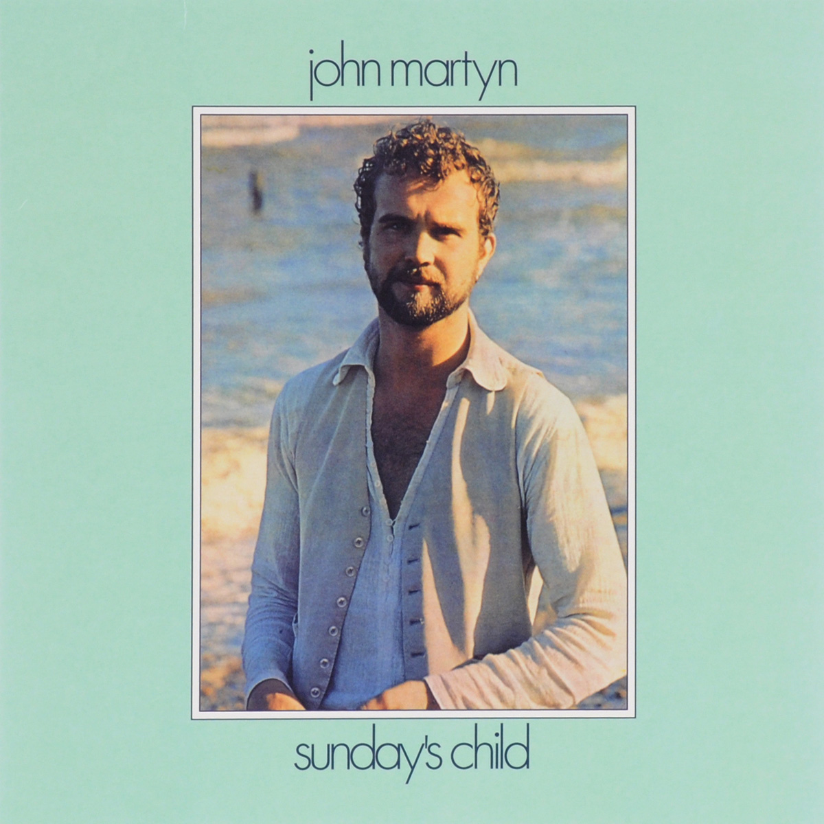 Джон Мартин John Martyn. Sunday's Child (LP) цена и фото