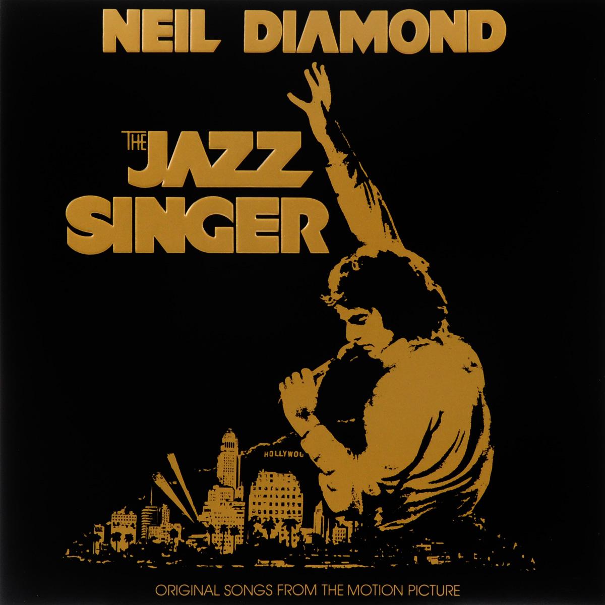 Фото Нил Даймонд Neil Diamond. The Jazz Singer (LP)