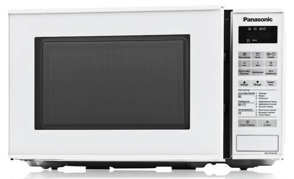 Panasonic NN-GT261WZTE микроволновая печь микроволновая печь panasonic nn gd382szpe