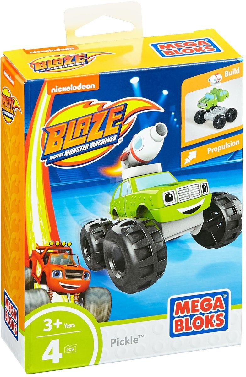 Mega Bloks Вспыш Конструктор Pickle mega bloks pre school обучающий конструктор изучаем цвета