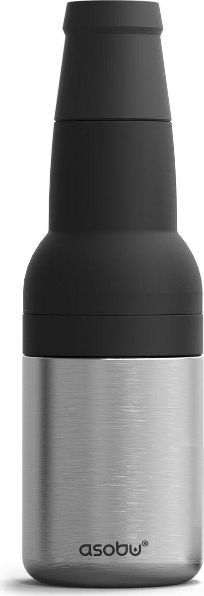 Термоконтейнер для банок и бутылок Asobu Frosty To 2 Go Chiller, цвет: стальнойFC2G silverAsobu – бренд посуды для питья, выделяющийся творческим, оригинальным дизайном и инновационными решениями.Asobu разработан Ad-N-Art в Канаде и в переводе с японского означает весело и с удовольствием. И действительно, только взгляните на каталог представленных коллекций и вы поймете, что Asobu - посуда, которая вдохновляет!Кроме яркого и позитивного дизайна, Asobu отличается и качеством материалов из которых изготовлена продукция – это всегда чрезвычайно ударопрочный пластик и 100% BPA Free.За последние 5 лет, благодаря своему дизайну и функциональности, Asobu завоевали популярность не только в Канаде и США, но и во всем мире!Любители пива вдохновили Asobu на создание Frosty to 2 go chiller - крутого термоконтейнера для того, чтобы бутылка или баночка пива оставались холодными даже в жару!Вакуумная изоляция, двойные стенки из нержавеющей стали гарантируют, что Ваша бутылочка любимого пива будет оставаться холодной независимо от температуры воздуха наружи.Frosty to 2 go chiller поставляется в комплекте с открывалкой! Да, мы подумали обо всем! Больше не придется искать открывалку, в Frosty to 2 go chiller она встроена прямо в крышку!Высота: 25 смДиаметр: 8 см