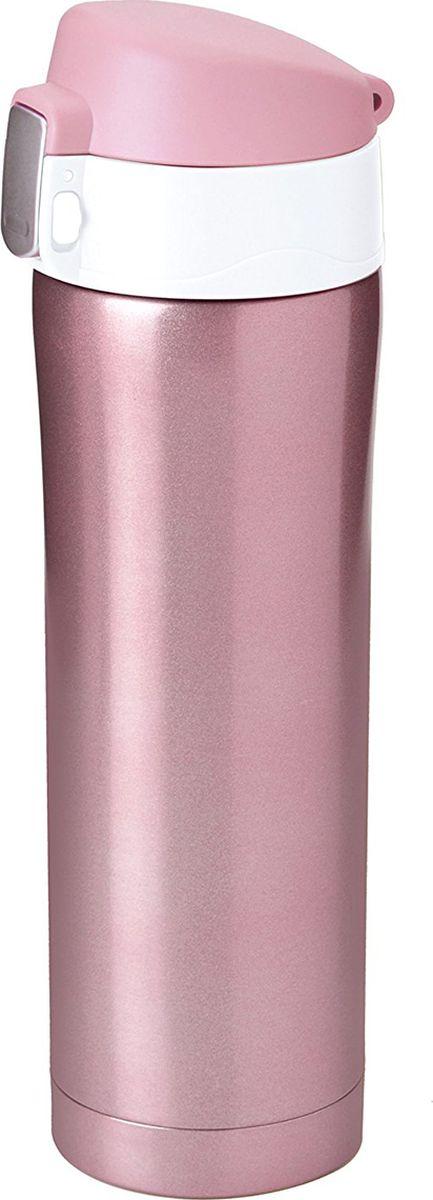 Термокружка Asobu Diva Cup, цвет: розовый, 450 млV600 pink-whiteAsobu - бренд посуды для питья, выделяющийся творческим, оригинальным дизайном и инновационными решениями.Asobu разработан Ad-N-Art в Канаде и в переводе с японского означает весело и с удовольствием. И действительно, только взгляните на каталог представленных коллекций и вы поймете, что Asobu - посуда, которая вдохновляет!Кроме яркого и позитивного дизайна, Asobu отличается и качеством материалов из которых изготовлена продукция - это всегда чрезвычайно ударопрочный пластик и 100% BPA Free.За последние 5 лет, благодаря своему дизайну и функциональности, Asobu завоевали популярность не только в Канаде и США, но и во всем мире!Diva cup - это серия термокружек пастельных тонов от Asobu. И пусть Вас это не удивляет, Asobu - это не только яркие, кричащие цвета и необычные дизайны! У нас Вы найдете широкий ассортимент продукции этой канадской фирмы в классическом, привычном для многих, стиле. С Diva cup Вы можете не беспокоиться за проливание, система блокировки крышки не даст напитку пролиться. Термокружку можно мыть в посудомоечной машине.Особенности:Защита от проливания.Система блокировка крышки.Вакуумная изоляция, двойные стенки.Сохраняет напиток горячим в течение 8 часов, холодным - до 24 часов.BPA FREE (материал, из которого изготовлено изделие, не содержит Бисфенол А).450 мл.Идеально подходит для:- офиса;- активного отдыха;- тренажерный зала;- использования в автомобиле.Высота: 24,5 смДиаметр: 7,5 см