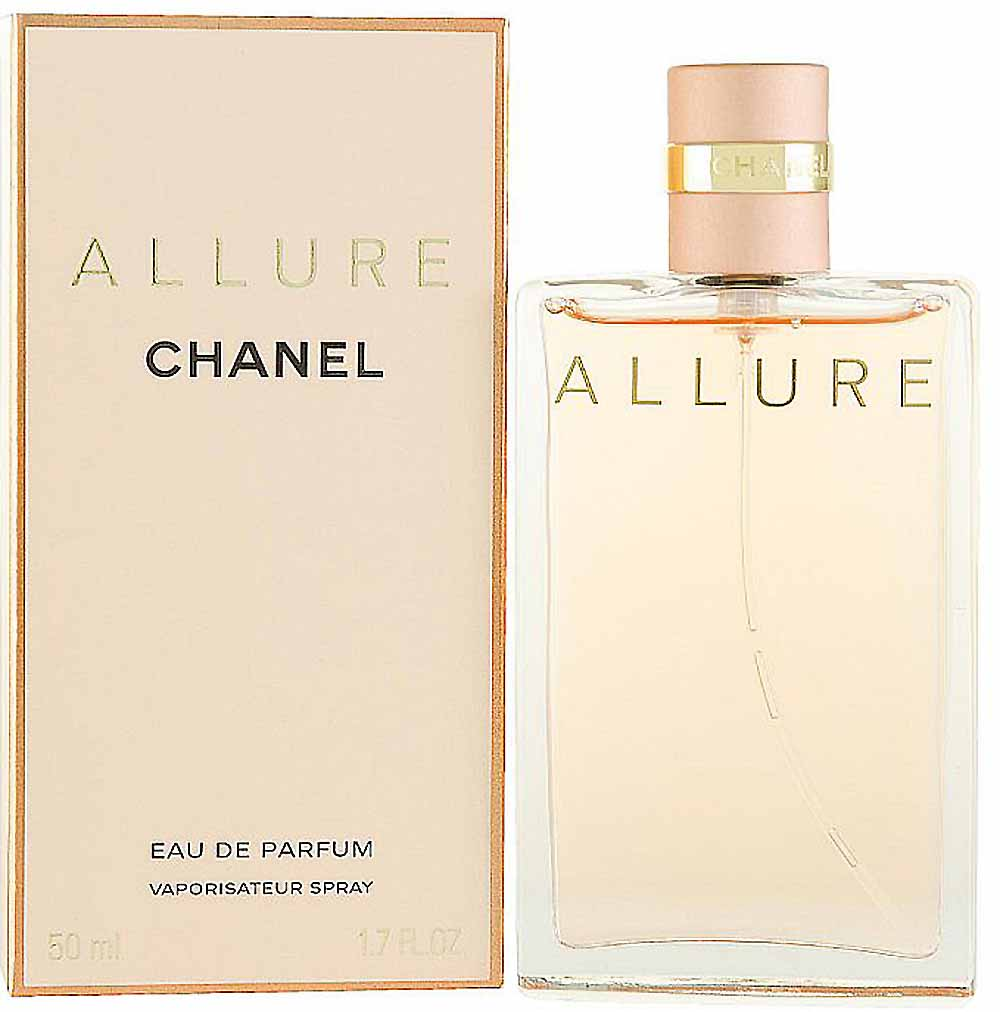 Chanel Allure Lady Парфюмерная вода, 50 мл chanel allure sport m edt 100
