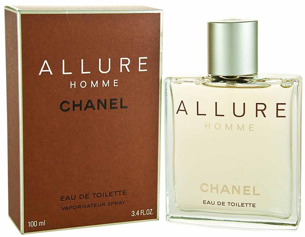 Chanel Allure Man Туалетная вода, 100 мл chanel allure sport m edt 100