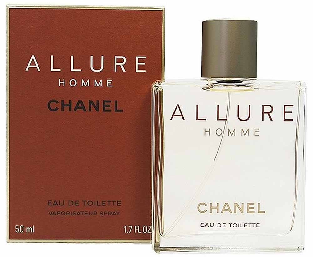 Chanel Allure Man Туалетная вода, 50 мл chanel allure sport m edt 100