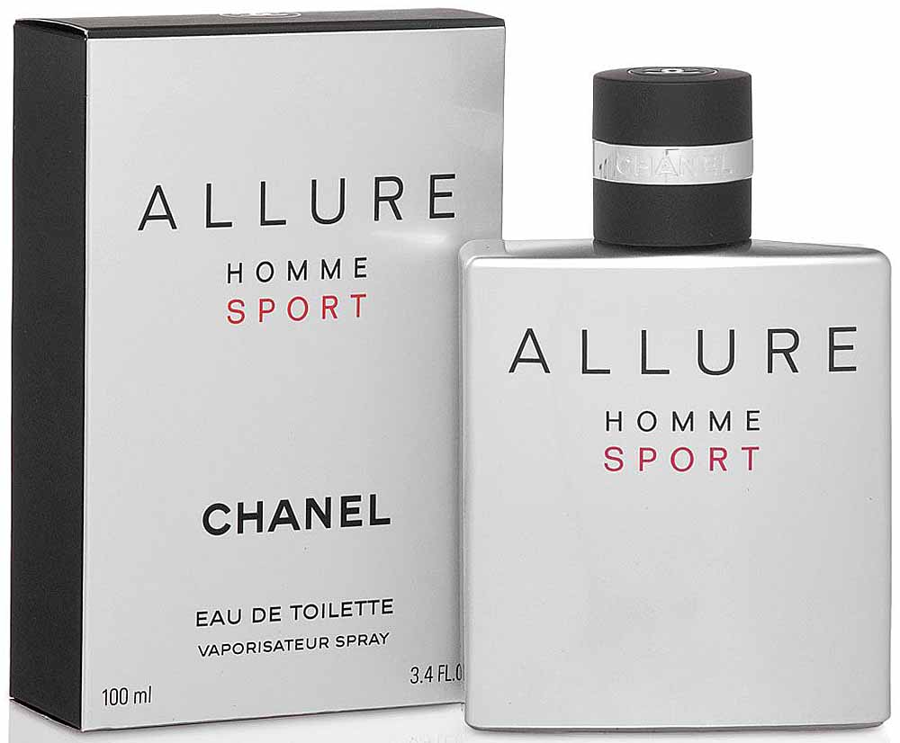 Chanel Allure Sport Homme Туалетная вода, 100 мл chanel туалетная вода allure homme sport 100 ml