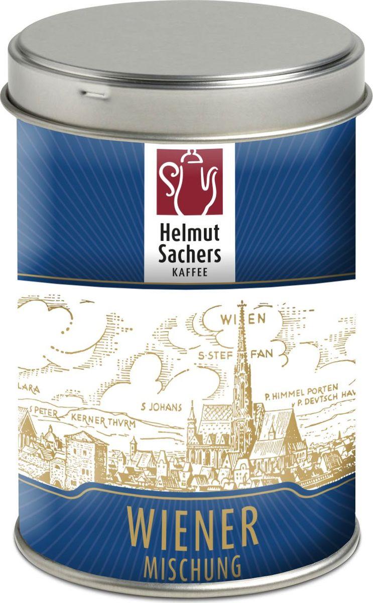 Helmut Sachers кофе венский в зернах, 125 гCHLMSC-000010Helmut Sachers Wiener – один из самых востребованных бодрящих продуктов на мировом кофейном рынке. Превосходный вкусоаромат и высокое качество, проверенное временем, - вот что отличает Гельмут Захерс зерно Виенер от множества аналогичных продуктов. Это настоящий деликатес, который поразит вас многообразием вкусовых оттенков и роскошной ароматической палитрой. В насыщенном букете напитка чувствуются тона ванили, специй, шоколада и пикантная горчинка, которая делает вкус Helmut Sachers зерно Wiener еще более интересным. Продолжительное и запоминающееся послевкусие, наполненное яркими мотивами орехов, станет логическим завершением дегустации бодрящего напитка. Гельмут Захерс зерно Виенер станет прекрасным началом дня или его завершением. Этот продукт взбодрит и порадует своим многогранным вкусом, так что масса положительных эмоций после его употребления гарантирована. Если вы хотите порадовать знакомого кофемана достойным подарком или же сами желаете попробовать премиальный бодрящий продукт, то советуем приобрести Helmut Sachers зерно Wiener. Этот напиток вас не разочарует!