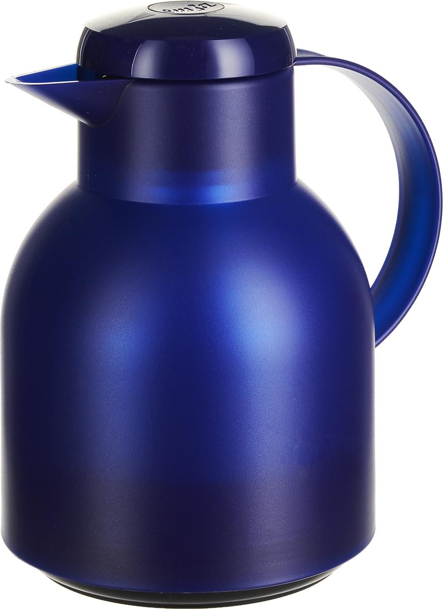 Термос-чайник Emsa Samba, цвет: синий, 1 л samba surpises