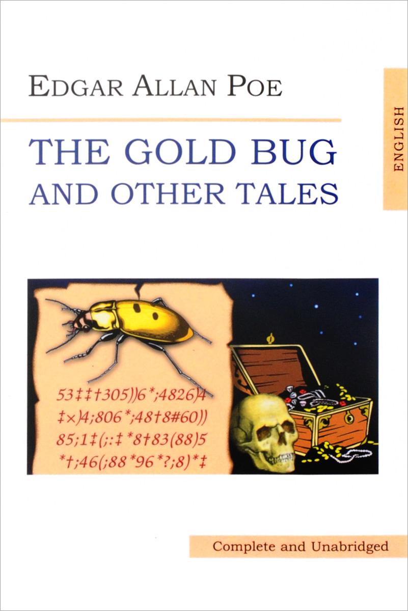 Edgar Allan Poe The Gold Bug and Other Tales edgar allan poe punase surma mask