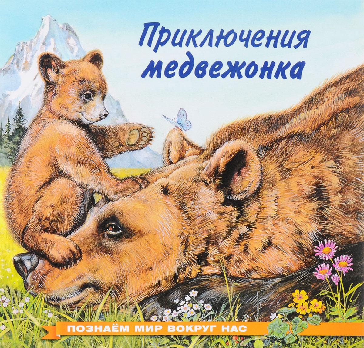 И.В.Гурина Приключения медвежонка