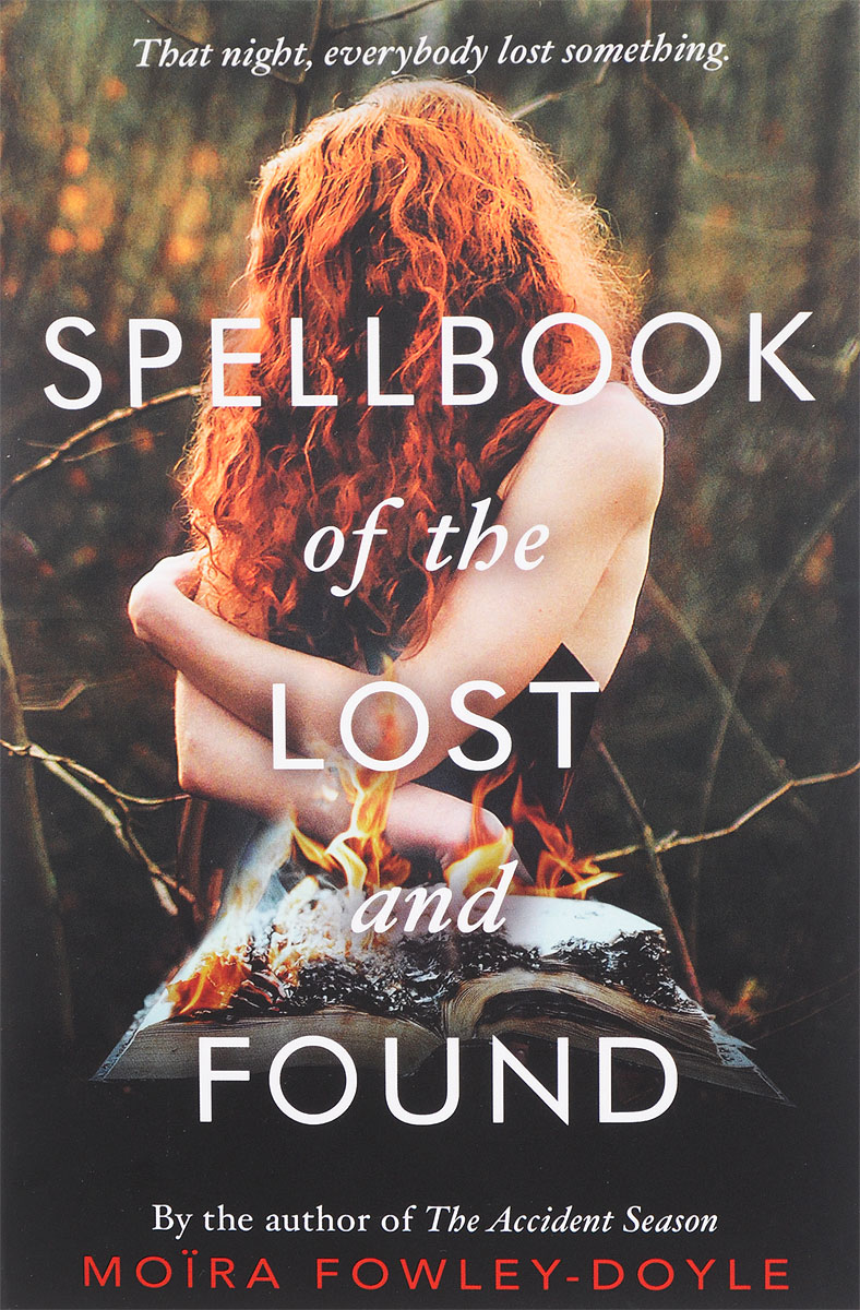 SPELLBOOK OF THE LOST AND FOUND wild a journey from lost to found
