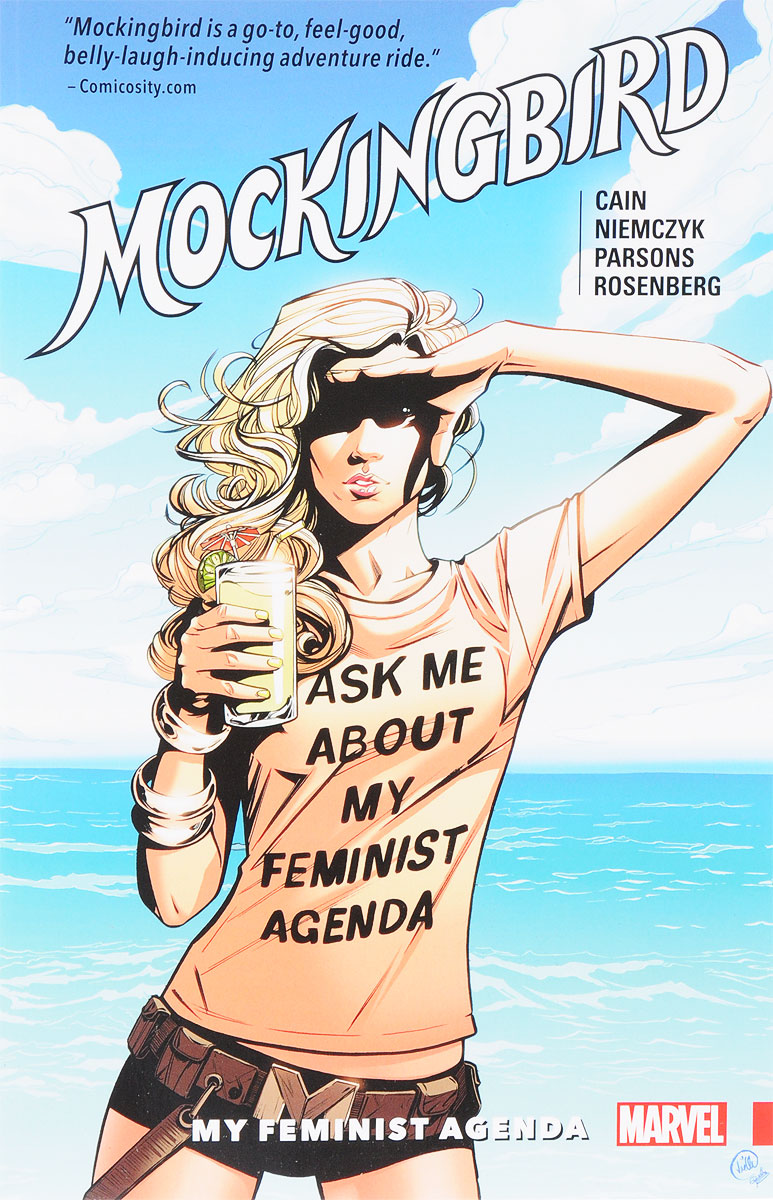 Mockingbird: Volume 2: My Feminist Agenda alliluyeva s twenty letters to a friend a memoir