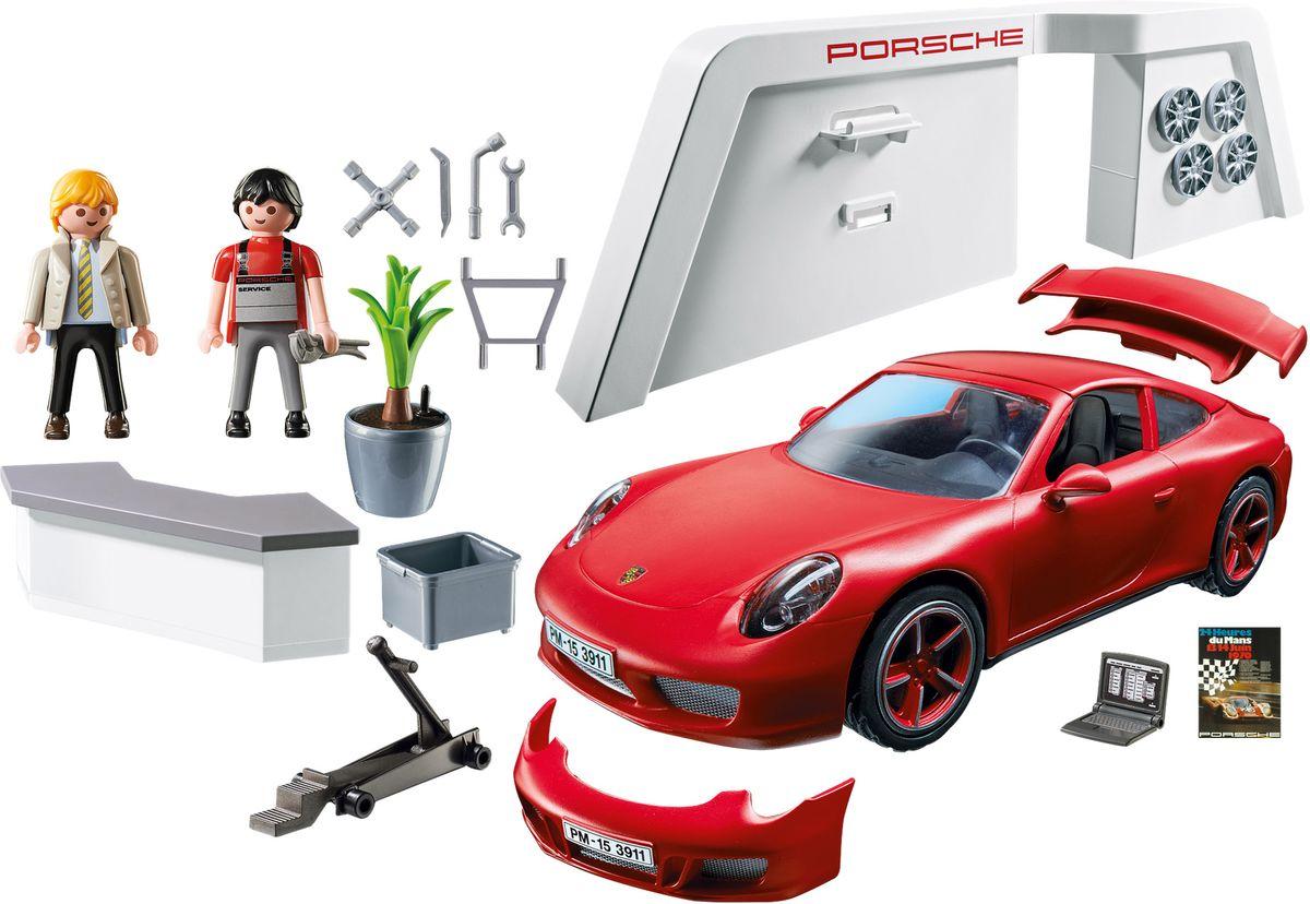 Playmobil Игровой набор Лицензионные автомобили Porsche 911 Carrera S лицензионные диски фильмы купить