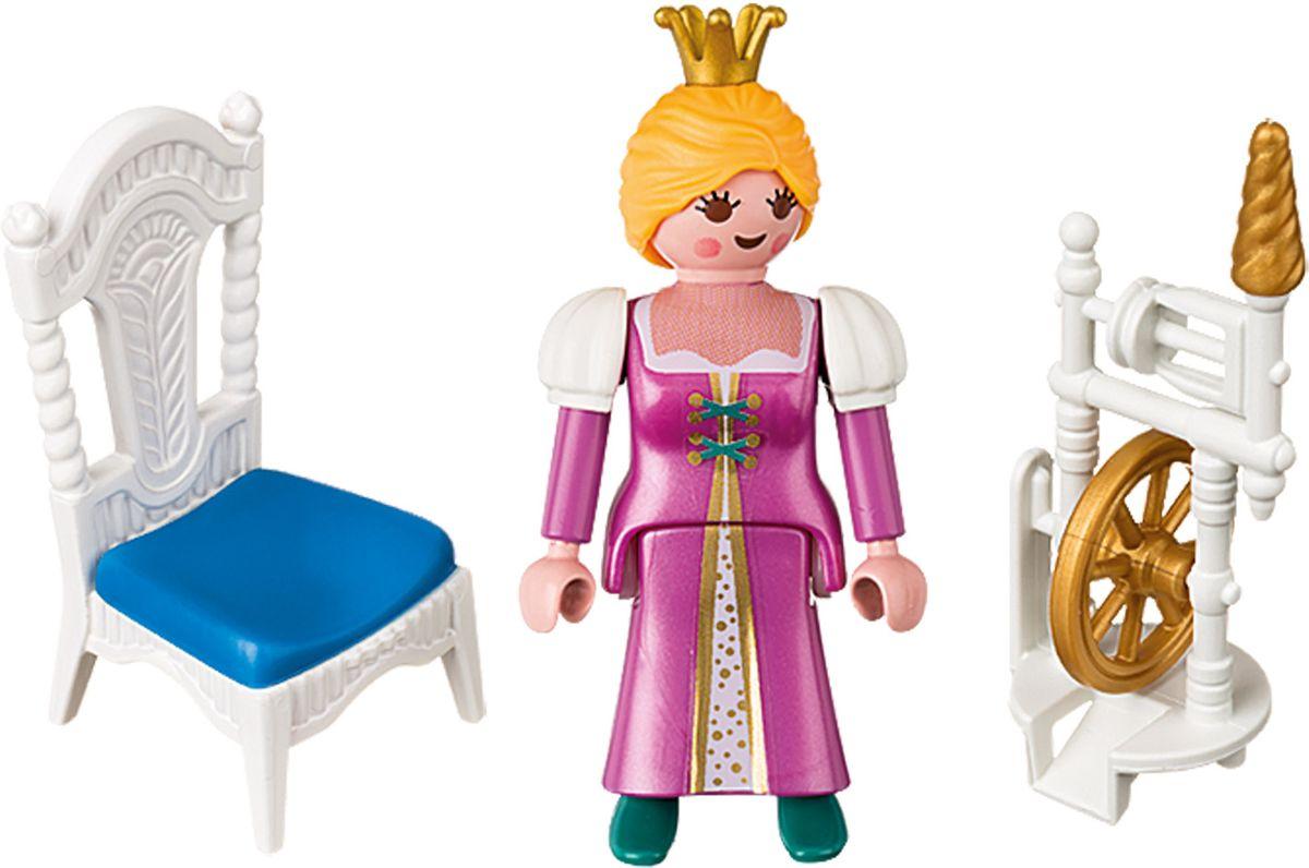 Playmobil Игровой набор Принцесса с прялкой