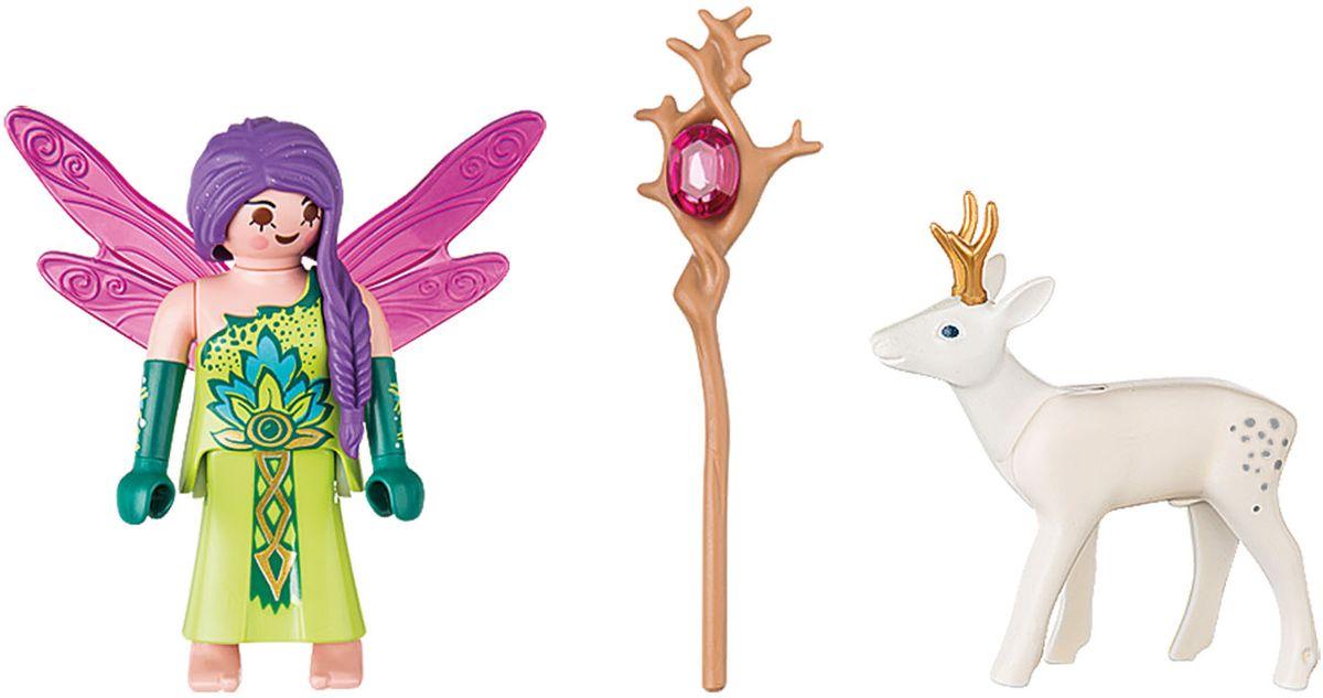 Playmobil Игровой набор Фея с оленем