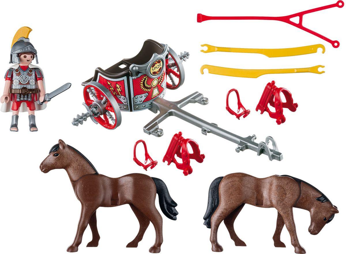 Playmobil Игровой набор Римляне и египтяне Римская еолесница особняк номер для гостей playmobil