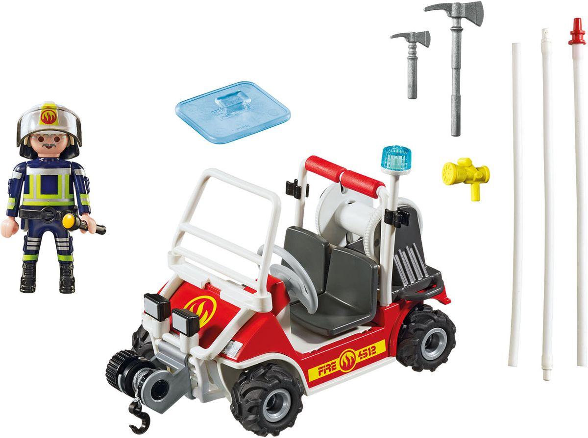 Playmobil Игровой набор Пожарный квадроцикл playmobil игровой набор пожарный квадроцикл