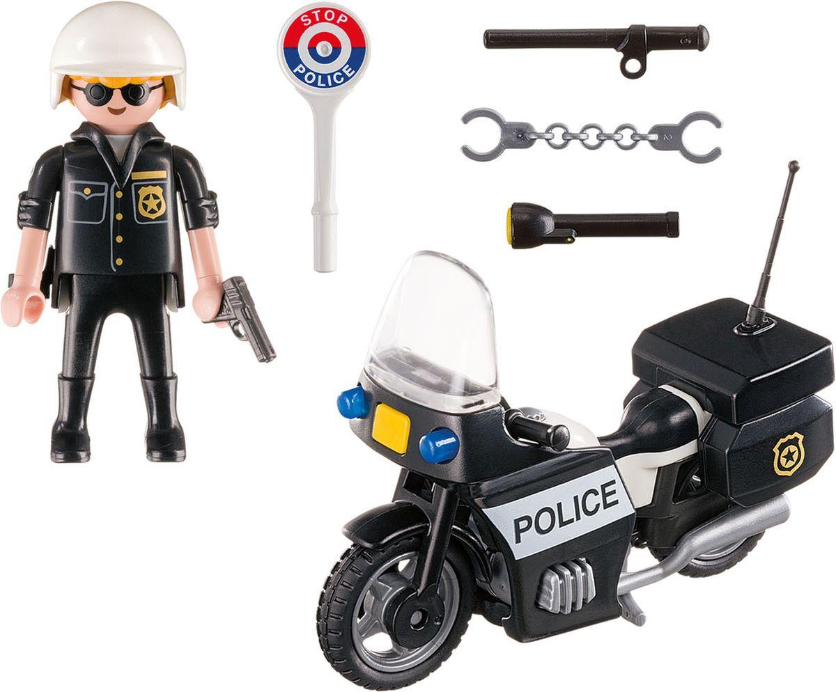 Playmobil Игровой набор Возьми с собой Полиция playmobil® playmobil 5419 возьми с собой королевский дворец