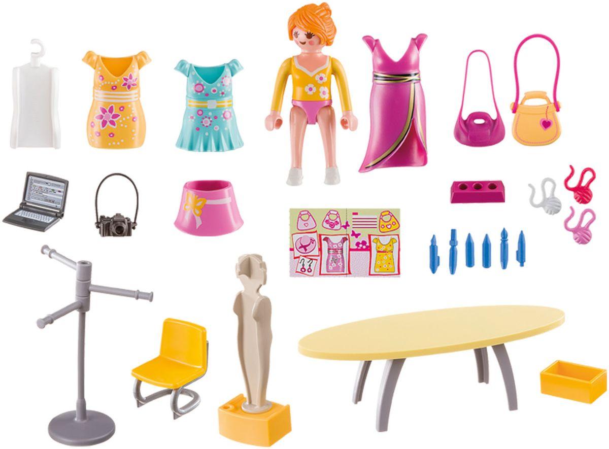 Playmobil Игровой набор Модный бутик playmobil игровой набор девочка с морскими свинками