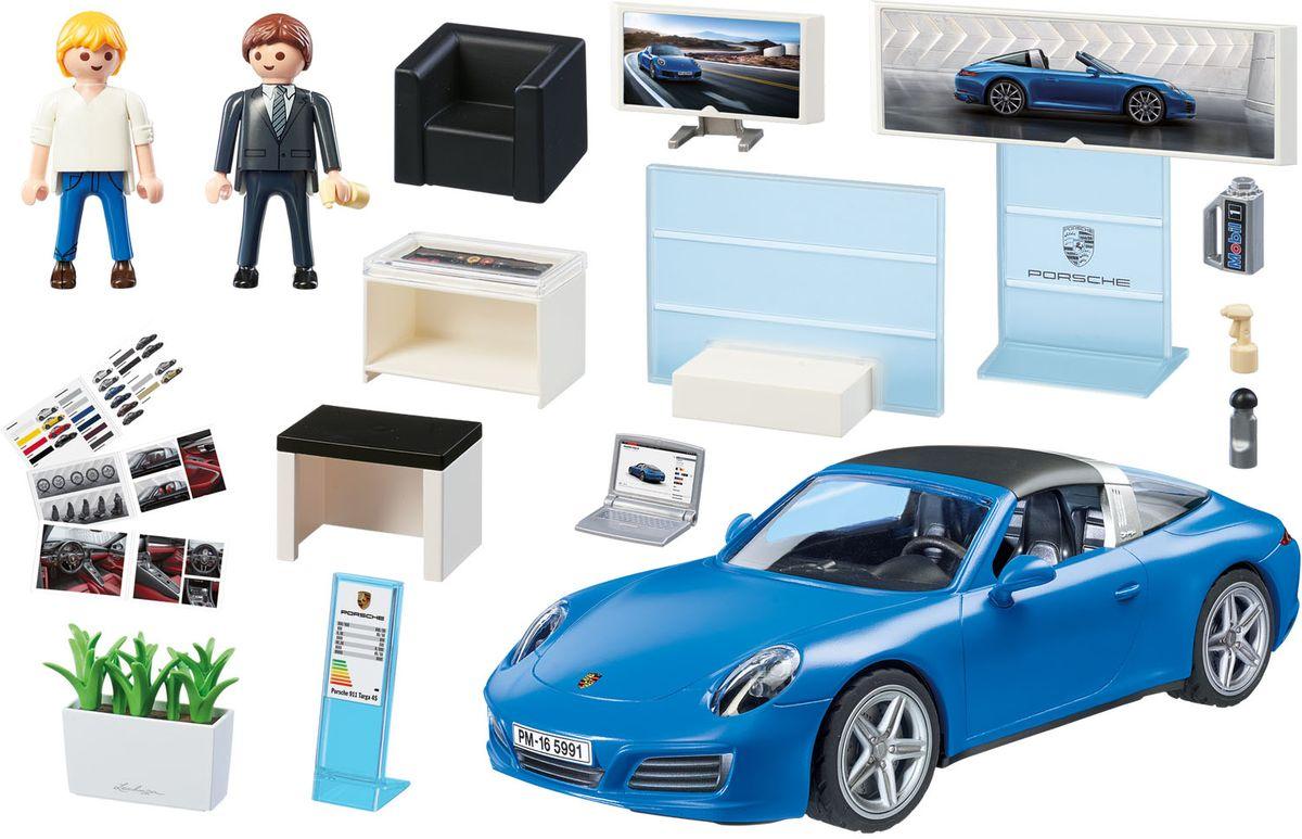 Playmobil Игровой набор Лицензионные автомобили Porsche 911 Targa 4S купить шторку в багажник митсубиси аутлендер 3 2012 года в волгограде